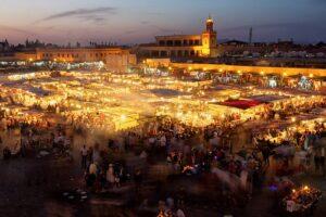 3 Días desde Marrakech al Desierto